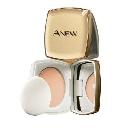 Avon ANEW Age-Transforming Pressed Powder - Nude Beige