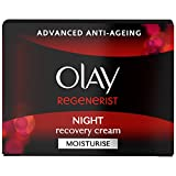 Olay Regenerist Moisturiser Night Recovery Cream (Packaging May Vary)by Olay