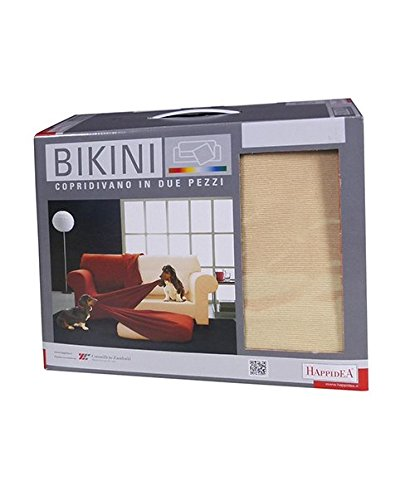 Happidea Bikini, Cotone, Panna