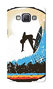 CimaCase Water Sport Designer 3D Printed Case Cover For Samsung Galaxy A5