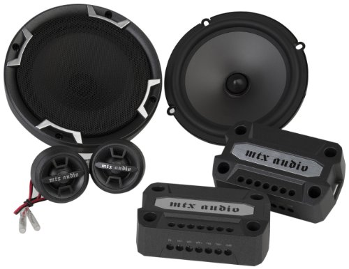 Mtx Audio Tx6 Thunder Axe Component Speakers - Set Of 4