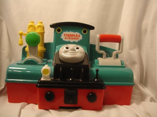 THOMAS THE TRAIN CRIB/STROLLER TOY - 1