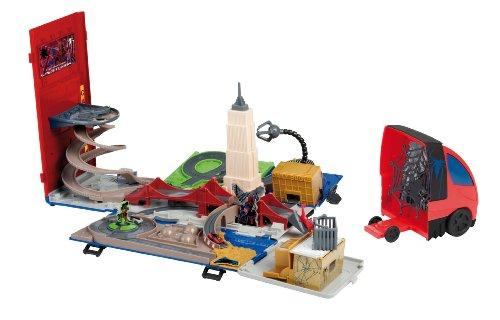 spiderman-550667-spielset-lastwagen