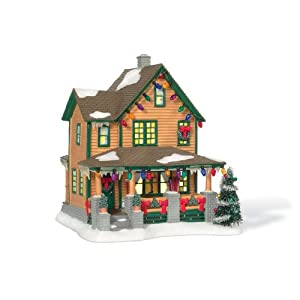 #!Cheap Department 56 Christmas Story Village Ralphies House