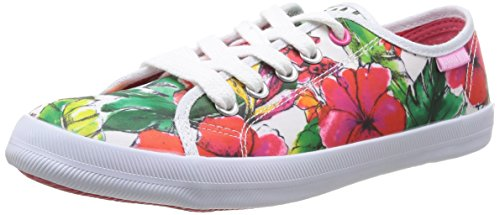 Banana Moon - Southbay, Alte scarpe da ginnastica da donna, multicolore (multico), 40