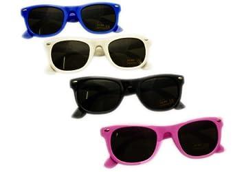 Nerd Kinder Sonnenbrille (Blau)