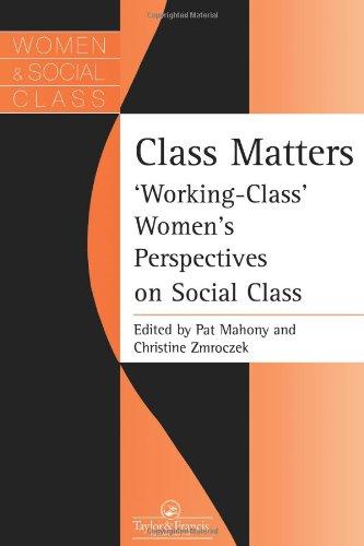 Class Matters: