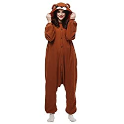 VU ROUL Sleepwear Adult Cosplay Pajamas Costume