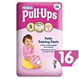 Huggies Small Pull-Ups for Girls 16 per pack