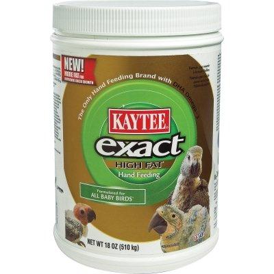 Cheap Brand New, KAYTEE PRODUCTS, INC. – EXACT HANDFEEDING HIGH FAT18OZ (BIRD PRODUCTS – BIRD – FOOD: BABY/HANDFEEDING) (MSSKT94463-LT 1)