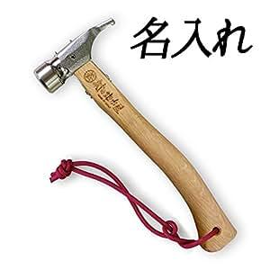 エリッゼ(ELLISSE)鍛造 焼入れ ペグハンマー St.Martelo MADE IN JAPAN (【名入れ】ステンレスヘッド×クローム)