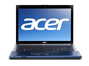 Acer Aspire TimelineX AS4830TG-6808 14-inch Laptop (Cobalt Blue)
