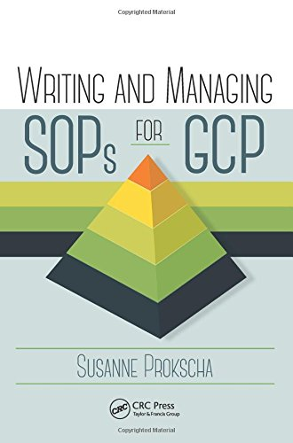 Writing and Managing SOPs for GCP