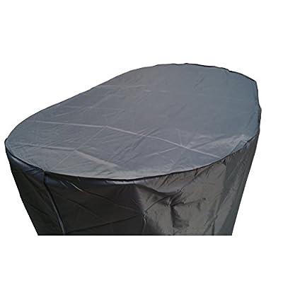 PrimoLiving® Premium Gartenmöbel-Schutzhülle Oval 230x160x90 cm P-596 von PrimoBid bei Gartenmöbel von Du und Dein Garten