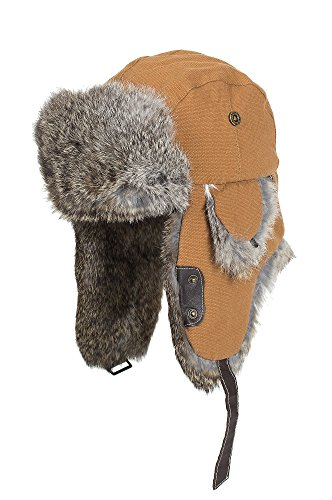 canvas-trapper-hat-with-rabbit-fur-trim-brown-natural-size-medium-7-7-1-4