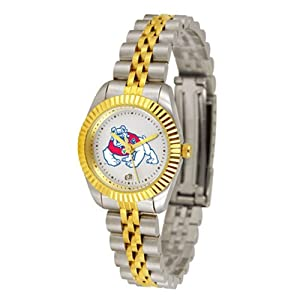 Fresno State Bulldogs NCAA Executive Ladies Watch by SunTime