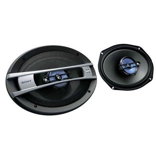 Sony XS F 6936 SE 6 x 22,9 cm (9 Zoll) 3-Wege-Koaxial-Auto-Lautsprecher