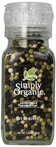 Simply Organic Get Crackin' Certified Organic, 3-Ounce Container (Organic Green Chili Sauce compare prices)