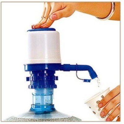 Hiule Water Can Bottle Water Dispenser Manual Hand Press Pump Bottled Water Pump Hiqlt