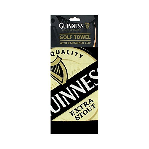 guinness-label-golf-towel