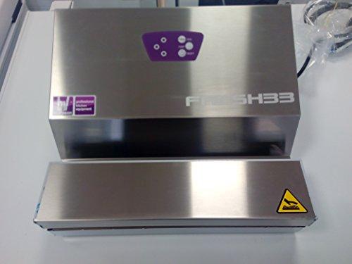 Macchina Sottovuoto Confezionatrice Professionale Automatica Besser Vacuum Fresh 33 inox