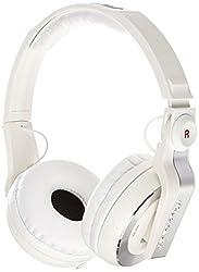 Pioneer HDJ-500W DJ Headphones (White)