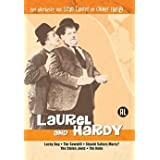 Laurel & Hardy - Vol. 1 - 3-DVD Box Set ( Mud and Sand / Enough to Do / The Lucky Dog / Hop to It! / Wizard of Oz ) ( Wandering Papas )by Stan Laurel