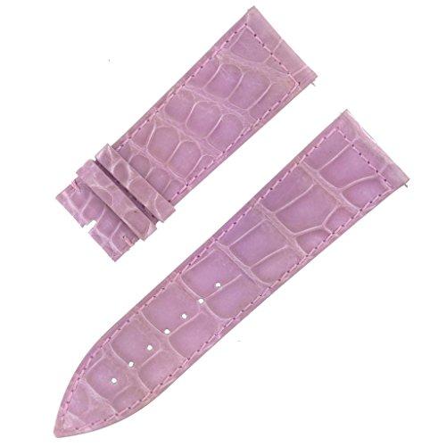 franck-muller-25d-24-22mm-genuine-alligator-leather-shiny-lavender-watch-band