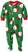 Sara's Prints Little Girls'  Footed Pajama