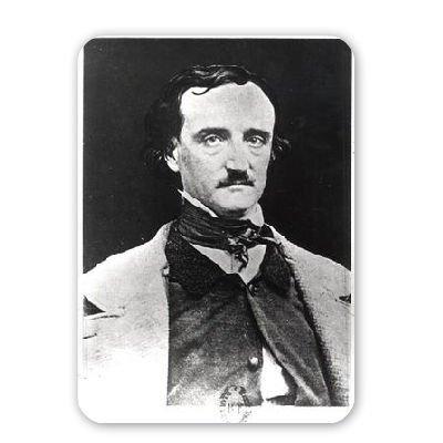 Portrait of Edgar Allan Poe (180949)..  Mousepad  Natürliche Gummimatten bester Qualität  Mouse Mat Picture