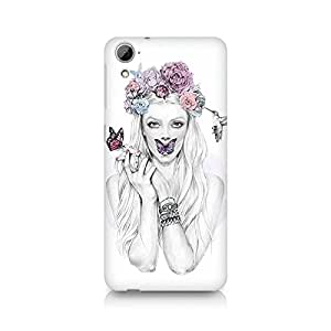 Mobicture Girl Abstract Premium Designer Mobile Back Case Cover For HTC desire 820 back cover,htc desire 820 back cover 3d,htc desire 820 back cover printed,htc desire 820 back case,htc desire 820 back case cover,htc desire 820 cover,htc desire 820 covers and cases