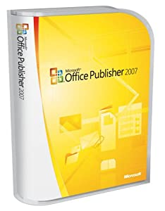 Microsoft Publisher 2007  English