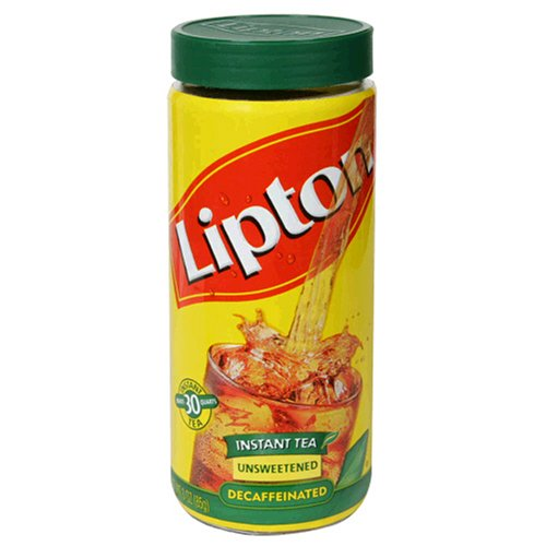 Lipton Decaffeinated Iced Tea Mix - 6 Pack