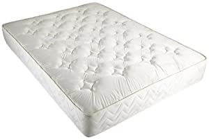 New 4ft6 Double Royal Crown Orthopeadic Mattress Micro Quilt V-star Design Cheapest On Amazon