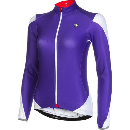Buy Low Price Giordana FormaRed Carbon Women's Long Sleeve Jersey (B009H9RONQ)