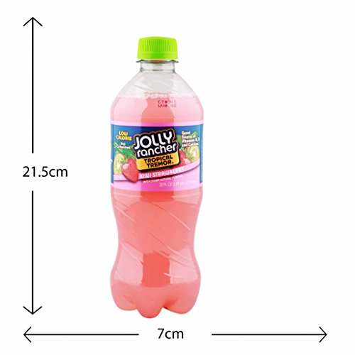 Jolly Rancher Tropical Tremor Kiwi Strawberry Non Carbonated Drink, 591ml at Rs.194