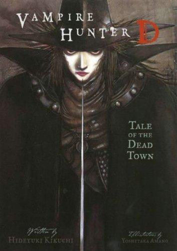 Vampire Hunter D, Vol. 4: Tale of the Dead Town
