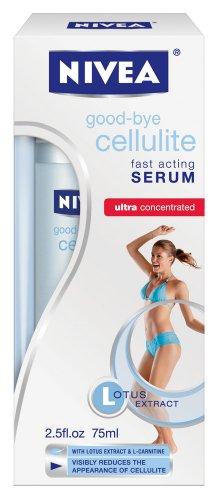 Nivea Good Bye Cellulite Serum, 2.5-Ounce Tube