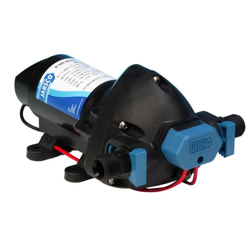 Jabsco PAR-Max 1.9 Automatic Water Pressure System Pump - 12V