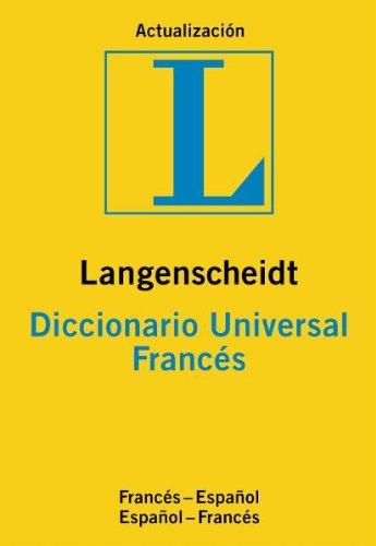 Diccionario Universal francés/español
