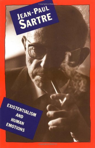 Existentialism and Human Emotion (A Philosophical Library...