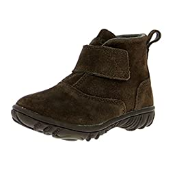 Bogs Infants/Toddlers Wall Ball Strap Boot,Chocolate,US 8 M