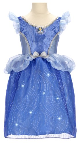 Disney Princess Cinderella Feature Light-Up Dress