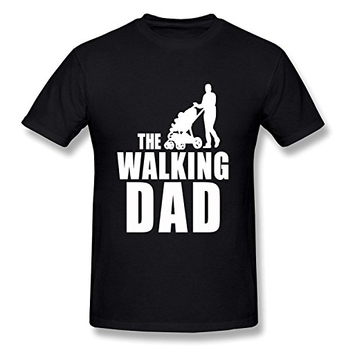 Men's Fathers Day Gift The Walking Dad T Shirt T-shirtYILIAX11713XLarge