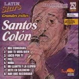 echange, troc Karaoke - Latin Stars Karaoke: Santos Colon
