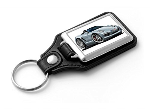 wickedartz-cartoon-car-porsche-boxster-silver-classic-style-key-ring