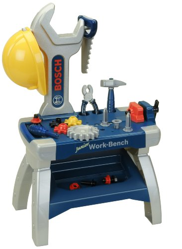 awardpedia theo klein bosch mini junior workbench. Black Bedroom Furniture Sets. Home Design Ideas