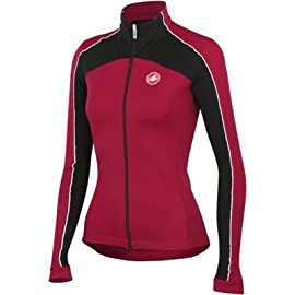 Castelli 2012/13 Women's Viziata FZ Long Sleeve Cycling Jersey - A12530