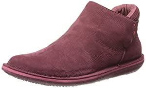 Camper Women's Beetle 46739 Chelsea Boot,Dark Red,40 EU/10 M US