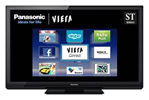 Panasonic VIERA TC-P55ST30 55-Inch 1080p 3D Plasma HDTV (2011 Model)